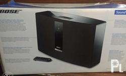 Bose SoundTouch 30 Series 3 Wifi, Bluetooth, aux Used