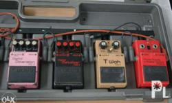 extremely RARE Pedal w/ Great HM-Tones!! iommi uses