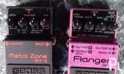 For sale boss metal zone mt2 p3000.00 only 100%