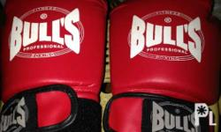 color: red brand: Bulls 8 oz. can be worn by