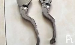 I�m selling my never been used brake handles. Racing