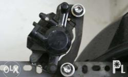 brake caliper stock for yamaha mio sporty color black