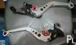 Brake Lever For Suzuki Skydrive Alloy stainless steel