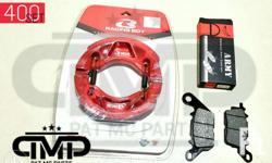 For sale brake shoe and brake pads for mio Brandnew