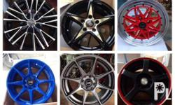 """Brand New 15"""" Rims (4 Holes) For only 16,500 Pesos"""
