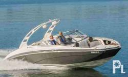 Brand New 2016 Yamaha 242 Limited S 24 ft Twin High