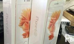iphone 6s / 6s plus avail brandnew / sealed (openline)