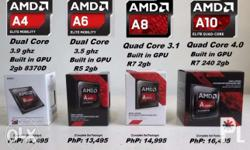 CHEAP AMD GAMING PACKAGES )A10-7860 Quadcore 4.0ghz