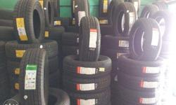 Brand New Tires: Roadshine, Triangle, Evergreen and