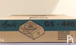 Asahi Burner Model: GS-446 Specifications: Automatic
