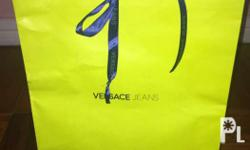 Brand New Authentic Versace Jeans Jacket for sale Size