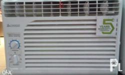 Brand new CHIGO Window type aircon R410 series