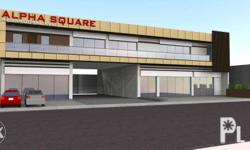 Brand New Commercial Building Space for Lease in