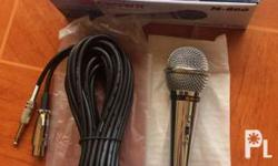 Original Crown Microphone Complete set with box and
