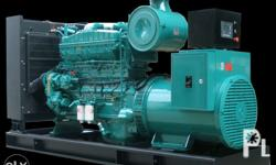 Selling and Repairing Diesel Generator of any Brand and