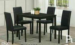 CM 1278 dining set. Contemporary style dining set.