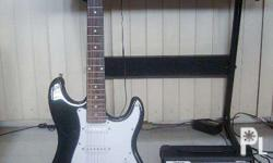 THOMSON ST1 - ELECTRIC GUITAR PACKAGE FREEBIES: