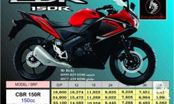 all new cbr150r straight from casa can be yours for