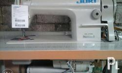 Brand new juki high speed sewing machine with free oil,