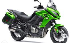 Versys 1000 Price:660,000 Color: Green we accept
