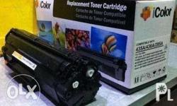 Brand-New Use for HP,Canon Laser Toner Cartridges Good