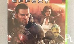 Mass Effect 2 for Xbox 360 - Brand New - Still Sealed -