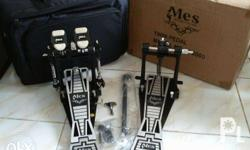 Brand new MESS Double Pedal Made in Taiwan. Longboard