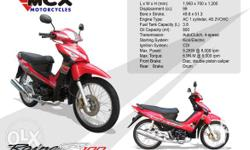 Motorcycle Discounted Sale. Brand New. P30,000 in the