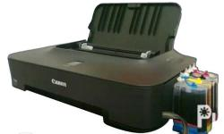 Brand New Printer Canon ip2770 With Continuous Ink