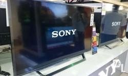 SONY Full HD & UHD 4K Led Tv Brand New & Factory