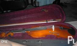 Brand new violin With Case, Bow, Rasin, & Tuner.