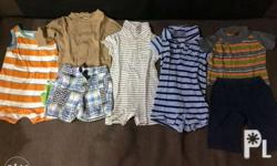 Very Slightly Used Branded Clothes In good Condition