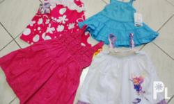 BRANDED CLOTHES OF KIDS AND ADULTS. DRESS, BLOUSE,