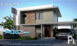 SHARON MODEL: 2 Storey Detached Lot Area: 121 sqm Floor