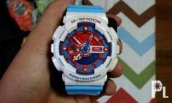 im selling orig and brandnew gshock watches ga110 hc