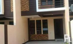 Brandnew house and lot 3 bedrooms 1 maids room 2 toilet