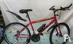 Next Mountain Bike Colors: RED Specs: -Steel Frame