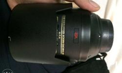 Brandnew Nikkor 105mm F/2.8 -complete with front and