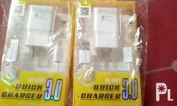 brandnew qualcomm 3.0 quick fast charger totoong fast