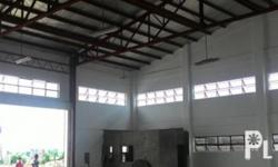 WAREHOUSE FOR LEASE Location : Dasmarinas, Cavite �