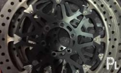 Brembo T - Drive rotors. 6 holes Stainless Steel disc,