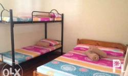 we have 8 unit 4 studio type and 4 2bedroom unit. for