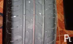 For sale 4 pcs slightly used bridgestone tires,175 x65