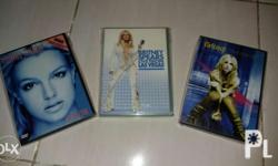 britney spears dvd for sale 1 In The Zone Dvd 2 Live