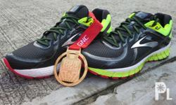 Brooks Adrenaline GTS 16 Just bought last June 30. Used