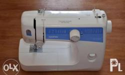 - SLIGHTLY USED For Sale : Brother Portable Sewing