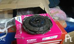 2 months use genuine clutch lining and pressure plate