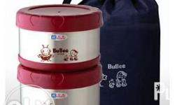Bubee Stainless Steel Lunch Box Spill Proof  This