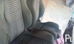 For sale: Bucket seat for toyota corolla. Fit sa small