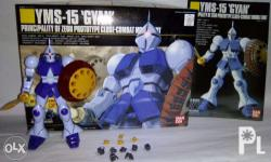 Built High Grade Bandai Gyan -complete with box and